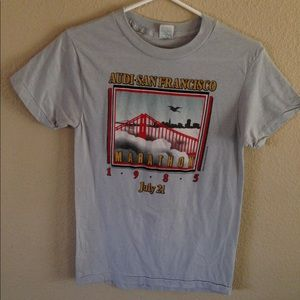 Vintage San Francisco Marathon 1985 Women's Shirt